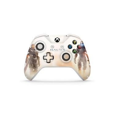 Skin Adesivo para Xbox One Slim X Controle - Halo 5: Guardians #A