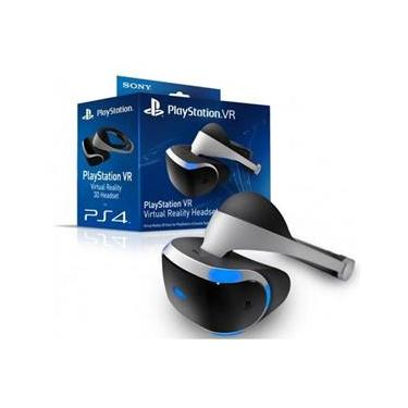 PS4 - Playstation VR Headset De Realidade Virtual - Sony