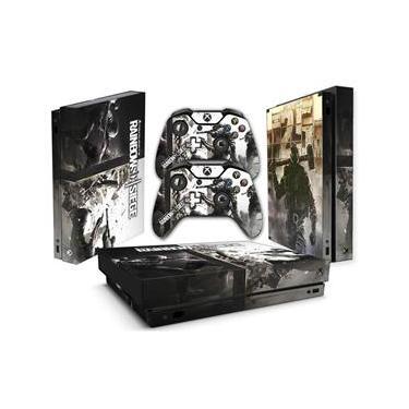 Skin Xbox One X Rainbow Six Siege