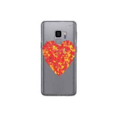 Capa Personalizada para Samsung Galaxy S9 - CORAC¸O~ES S2. - Quark