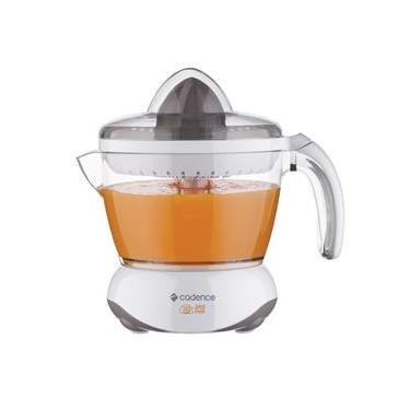 Espremedor de Frutas Juice Fresh Cadence ESP100 com Reversão Automática 25W – Branco/Cinza