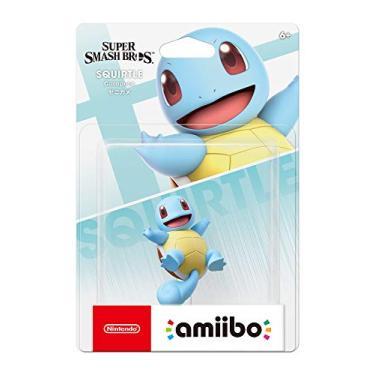 Nintendo Amiibo - Squirtle - Super Smash Bros. Series - Switch