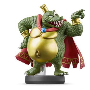 Nintendo Amiibo - King K. Rool - Super Smash Bros. Series