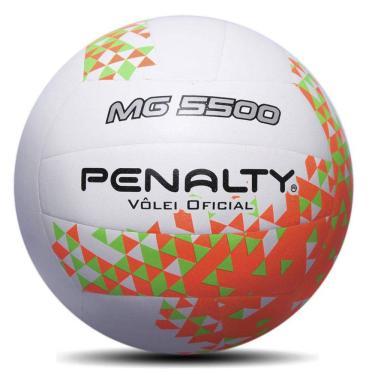 04ff5b78b4 Bola Vôlei Penalty MG 5500 VIII