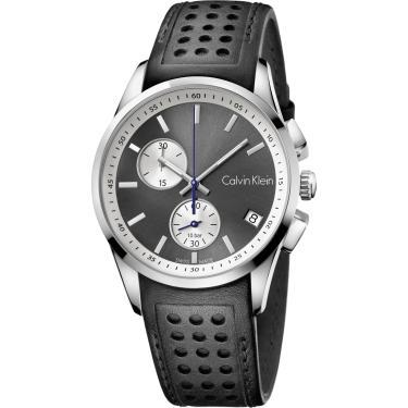 5b825c50f8c Relógio Calvin Klein K5A371C3 Prata Calvin Klein K5A371C3 masculino