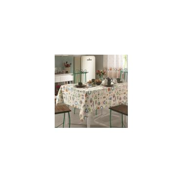 Imagem de Toalha de Mesa Athenas Clean Edilene 160x250cm