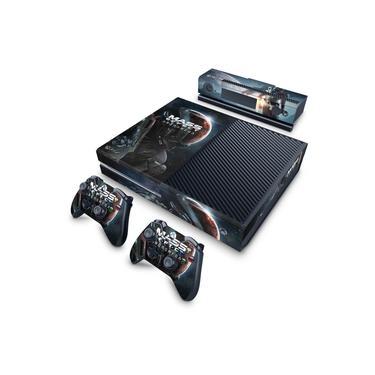 Skin Adesivo para Xbox One Fat - Mass Effect: Andromeda