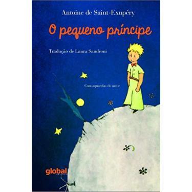 O Pequeno Príncipe - Antoine De Saint-exupéry - 9788526022935