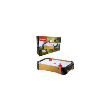 Jogo Aero Game com 2 Rebatedores 2 Discos a Pilha 51X31X10