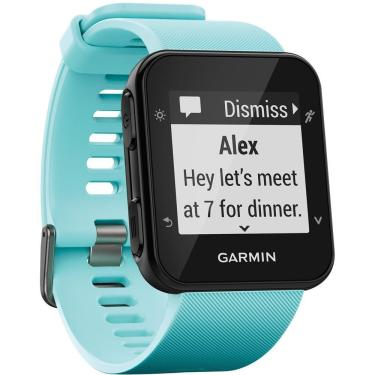 Relógio Garmin - Forerunner 35 Gps - Azul-010-01689-02