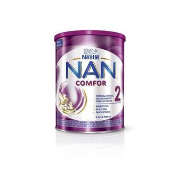 Fórmula Infantil NAN Comfor 2 800g