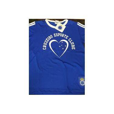 Camisa Infantil Cruzeiro Azul