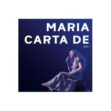 Maria Bethânia Carta de Amor Ato 1 - CD MPB