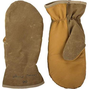 Boné Stormy Kromer encerado de algodão – Chapéu leve de outono com abas de areia