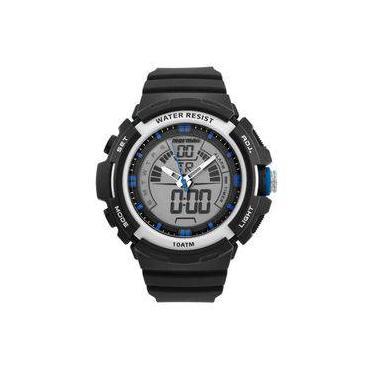 d2d87ba72a9 Relógio de Pulso Masculino Mormaii Esportivo Cronômetro