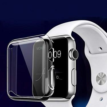 Capa Transparente Apple Watch Serie 1,2 e 3 de 42mm