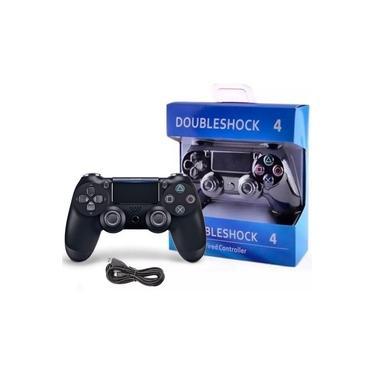 Controle Joystick Ps4 Doubleshock Sem Fio playstation 4