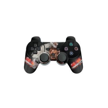 Skin Adesivo para PS2 Controle - Tekken 5