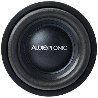 Imagem de Subwoofer 8 Polegadas 175W Rms 4 Ω Bobina Simples Sensation Audiophonic, S1-8 S4