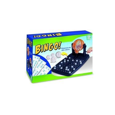 Imagem de Jogo Bingo Roleta 48 Cartelas Loto Nig
