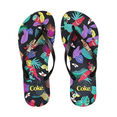 8ece22e5f Chinelo Coca-Cola: Encontre Promoções e o Menor Preço No Zoom