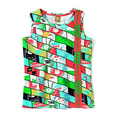 Camisa Urban, Lilica Ripilica, Meninas, Verde, 6
