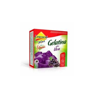 LowÇUcar Gelatina Uva Zero AÇUcar C/ StÉVia 10g