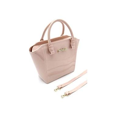 PJ3939 Bolsa Shopper Shape Bag Express Petite Jolie antiga PJ1770 (Nude)