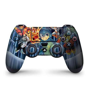 Skin Adesivo para PS4 Controle - Megaman Legacy Collection