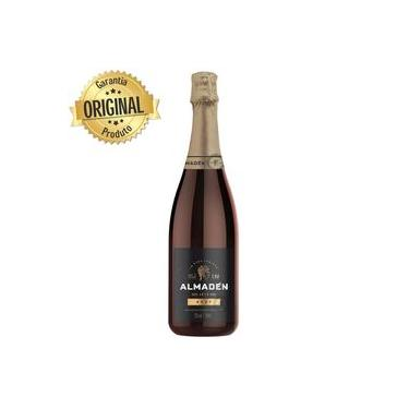 Vinho Nacional Branco Espumante Almadén Brut Garrafa 750ml