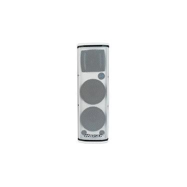 Caixa Acústica Amplificada Opb-2800br 700wrms Branca - Oneal