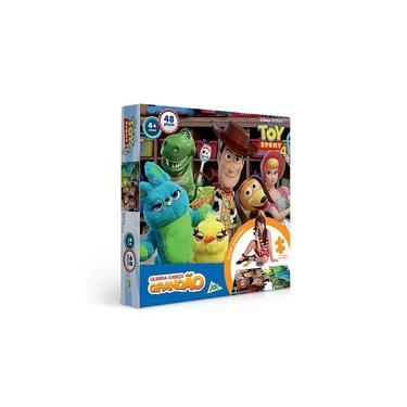 Imagem de Quebra-Cabeça Grandão - Toy Story 4 - 48 Peças - Toyster