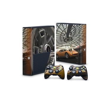 Skin Adesivo para Xbox 360 Super Slim - Gran Turismo
