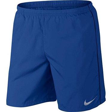 Short Nike Run 7in Azul Homem G