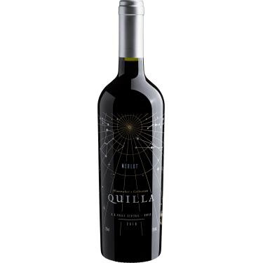 Vinho Tinto -  Quilla Winemaker's Collection Merlot Central Valley D.O. 2019 Merlot  - Chile Pewen Wines