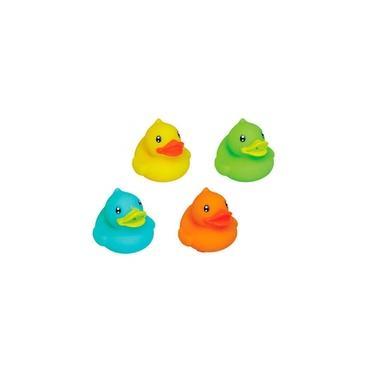 Imagem de Kit 4 Amiguinhos Do Banho Patinhos Pura Diversao