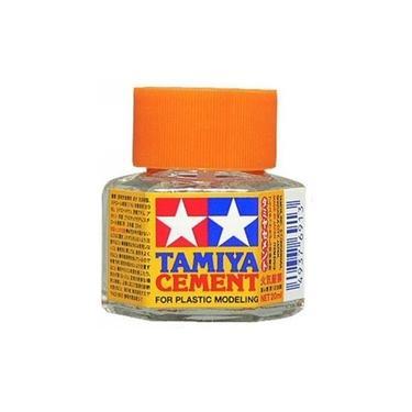 Imagem de Cola Cement Para Modelismo (20 Ml) - 87012 Tamiya
