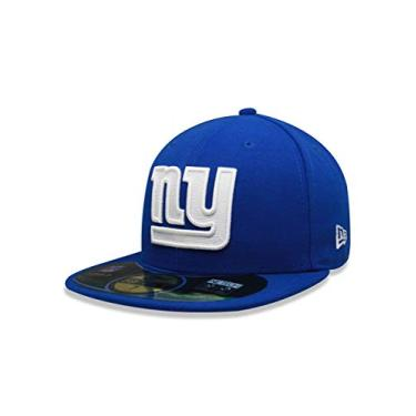 BONE 5950 NEW YORK GIANTS NFL ABA RETA AZUL NEW ERA b1fa6be4ed0