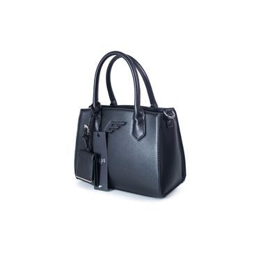 Bolsa Feminina Mini Bag Preta Ellus