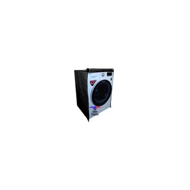 Imagem de Capa Lava E Seca Samsung 11kg Inox Look Wd11j