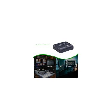 Placa de Captura 4K HD hdmi Com Loop Out Ensino Grava??O Med