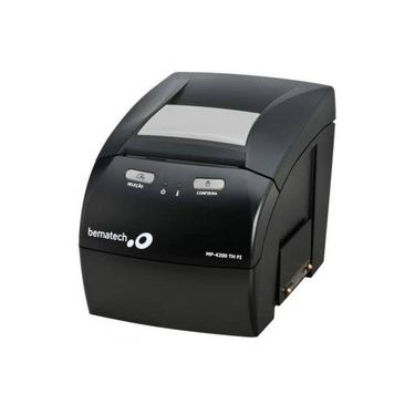 Impressora Fiscal Térmica Blindada Bematech MP-4200 Th Fi Ii USB Ethernet Convênio Icms 09/09