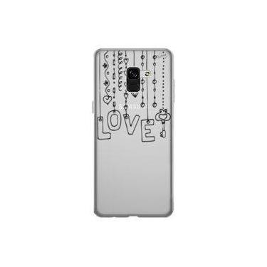 Capa Personalizada para Samsung Galaxy A8 Plus ( A8+ ) - LOVE 2 - Quark