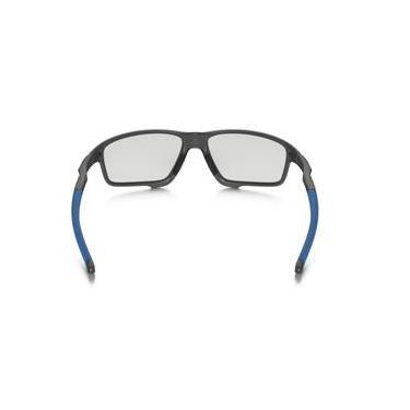 c056bdee6fea4 Armação Oculos Grau Oakley Crosslink Zero Satin Gray Smoke Ox8076 0158