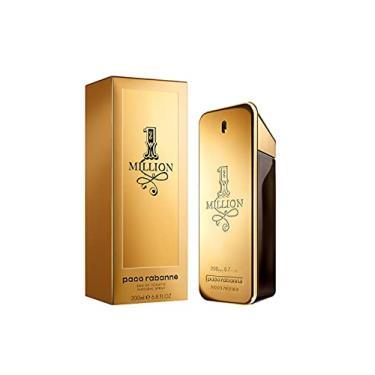 Imagem de 1 Million Paco Rabanne Eau de Toilette - Perfume Masculino 200ml, Paco Rabanne, 200