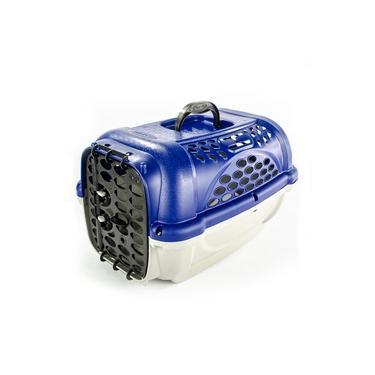 Caixa de Transporte Panther Nº 4 Azul Sem Pote