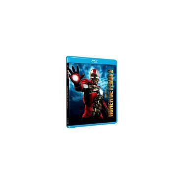 Imagem de Homem De Ferro 2 - Blu Ray Ação