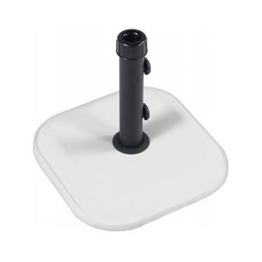 Base em Concreto Expandido para Ombrellone 11kg Branco 26101 - Belfix