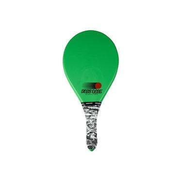 Raquete de Frescobol Evolution Fastball verde ÚNICO