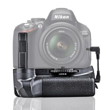 Imagem de Battery Grip BG-2G para Câmeras Nikon D5300, D5200 e D5100